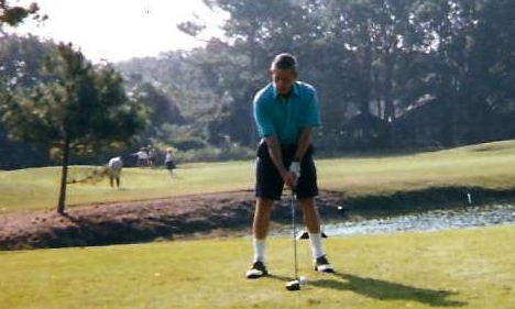 2000 dad golf