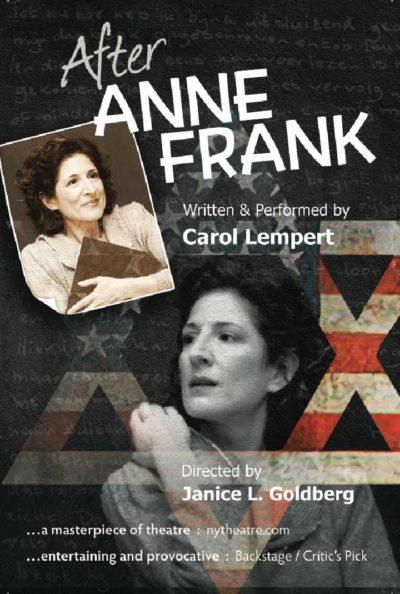 After Anne Frank by Carol Lempert