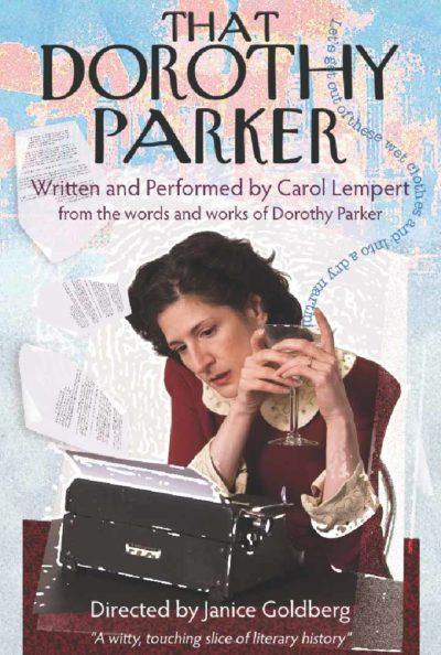 That Dorothy Parker by Carol Lempert