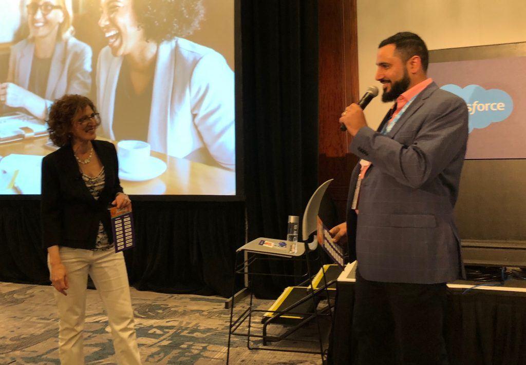 Carol Lempert Keynote Speaker for Dreamforce18
